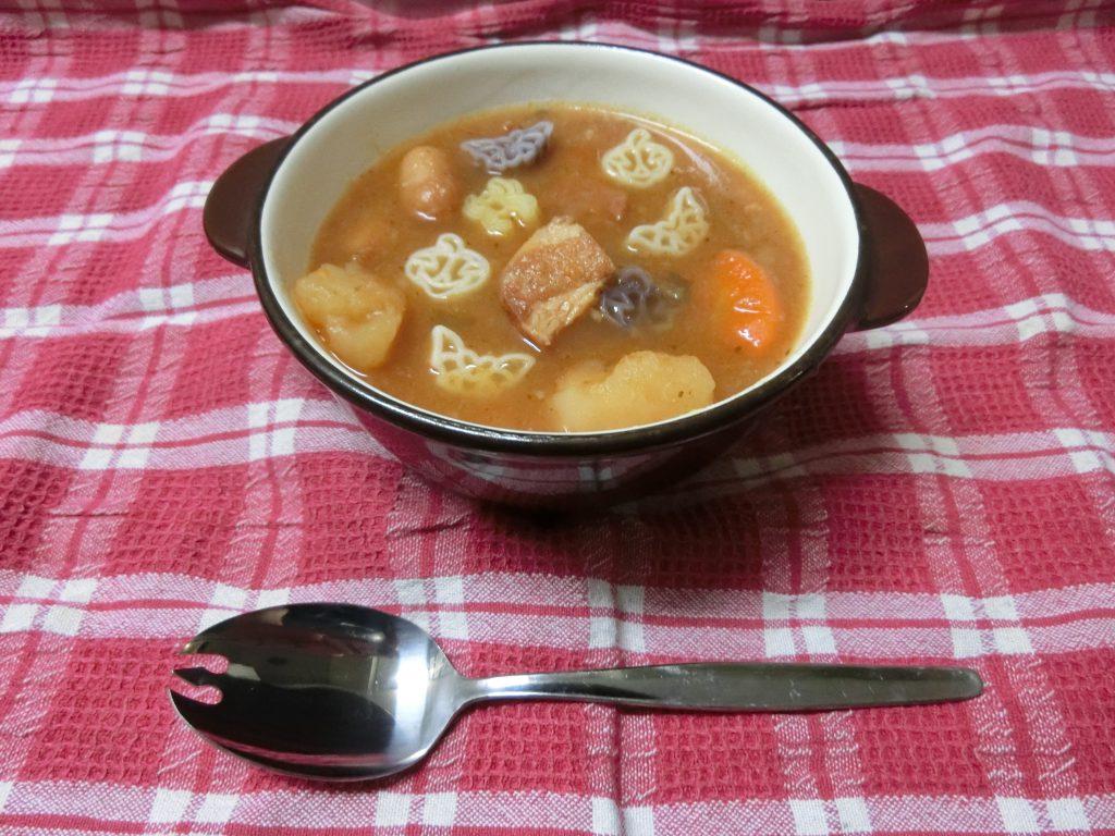 智子先生の特製スープ